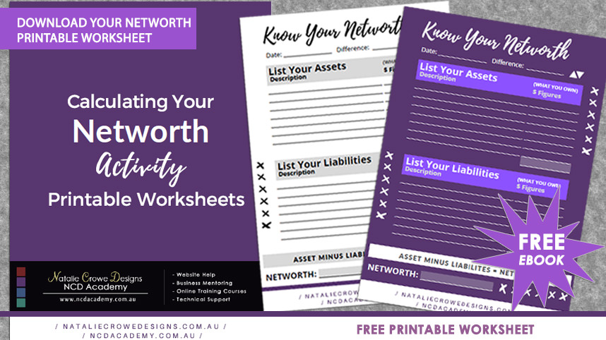 NCD-Academy Know Your Networth